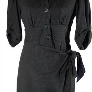 Nanette Lepore faux wrap dress